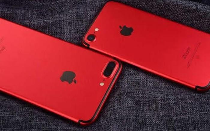 Terbaru Apple Perkenal Iphone 7 Merah Menyala Cats Fm